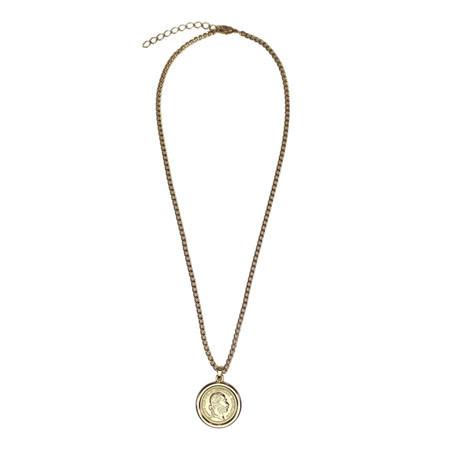 Colar Gold Coin