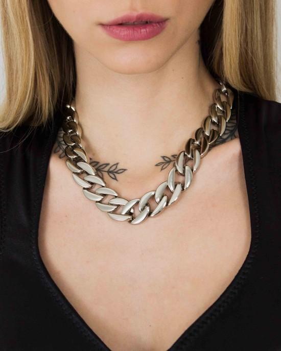 Colar Silver Chain Bold