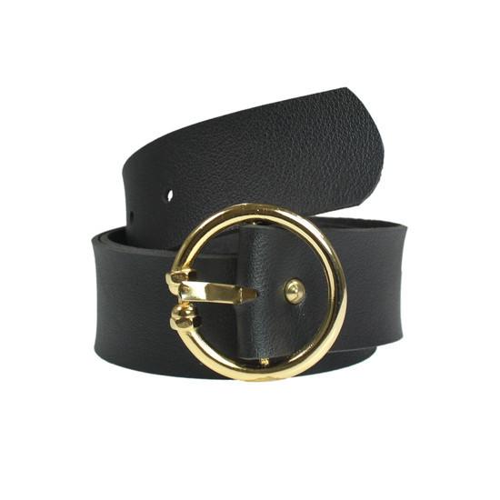 Black Circle Belt