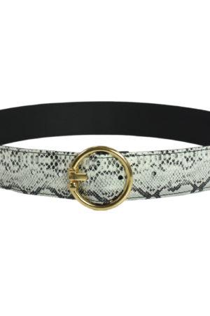 Snake Circle Belt