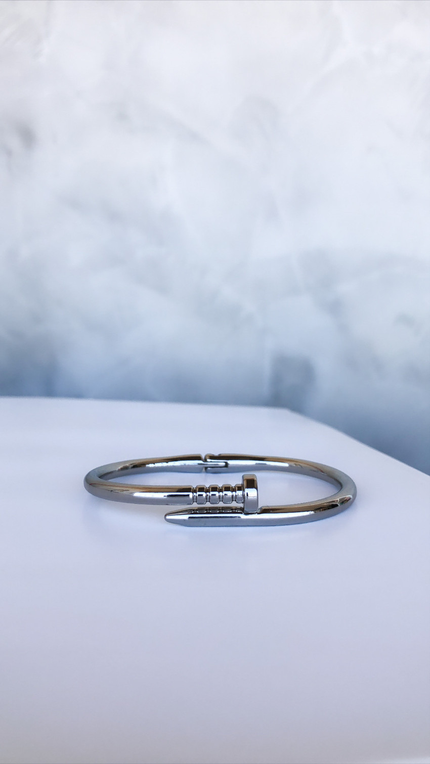 High Bracelete Silver