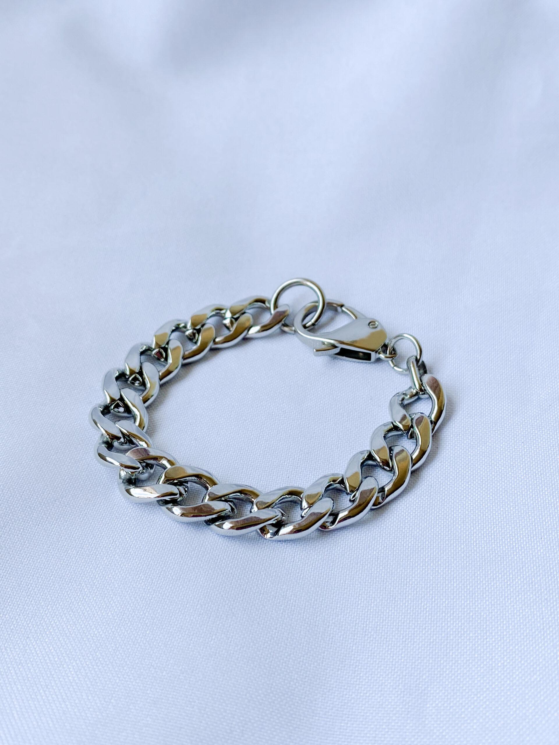 Pulseira Silver Chain