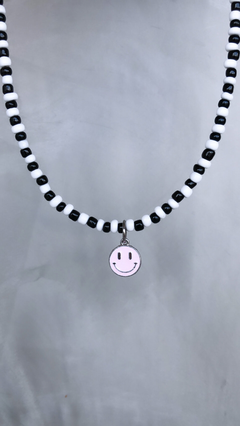 Colar Smile Black