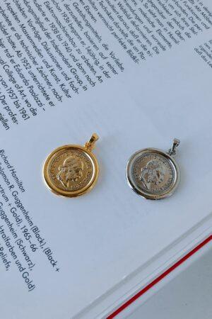 Pingente Coin