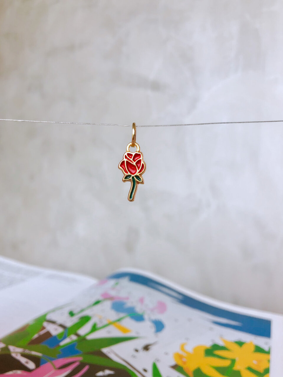 Pingente Flower