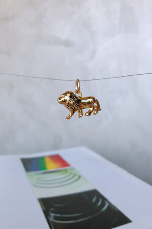 Pingente Golden Lion