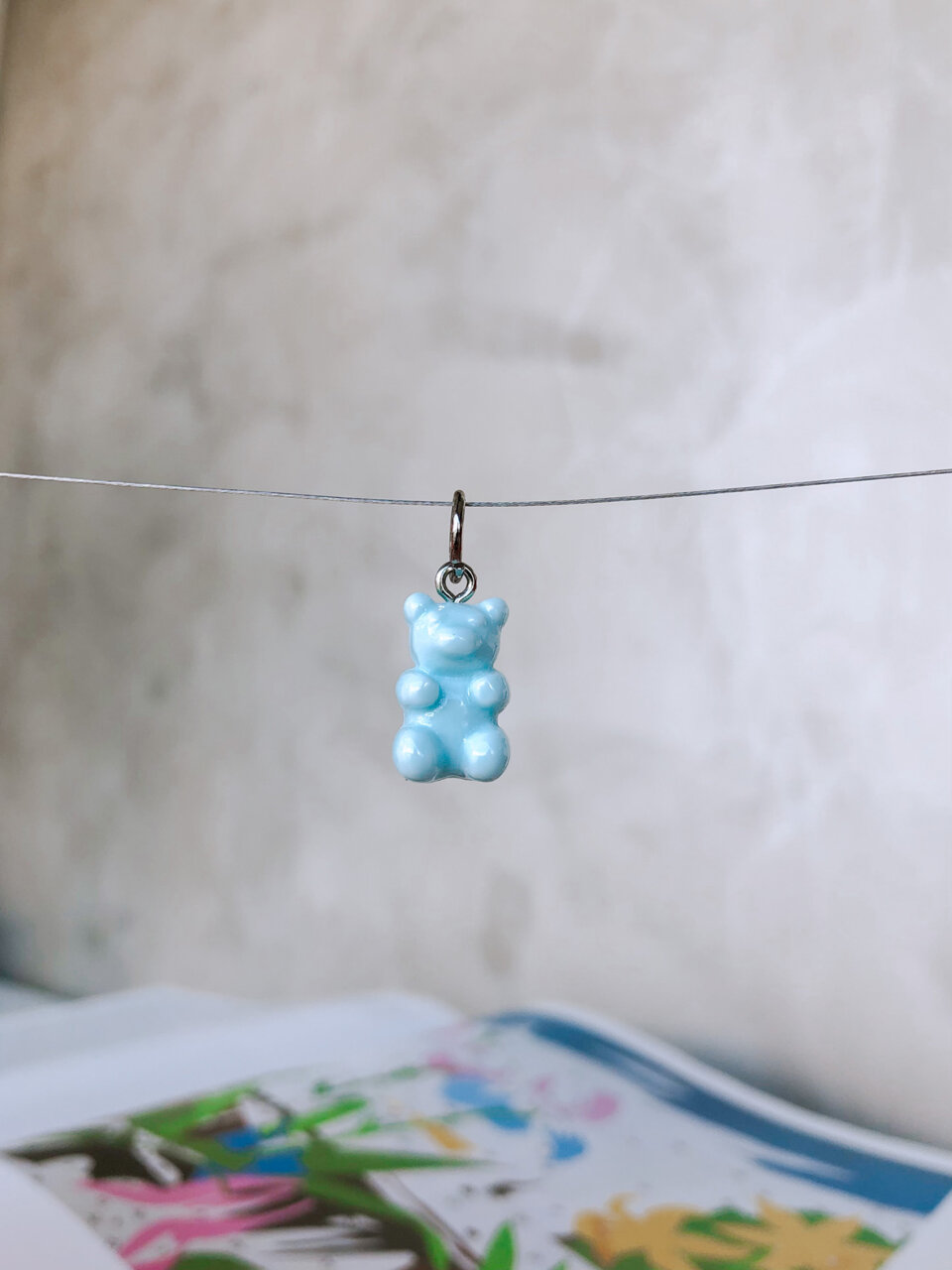 Pingente Gummy Bear