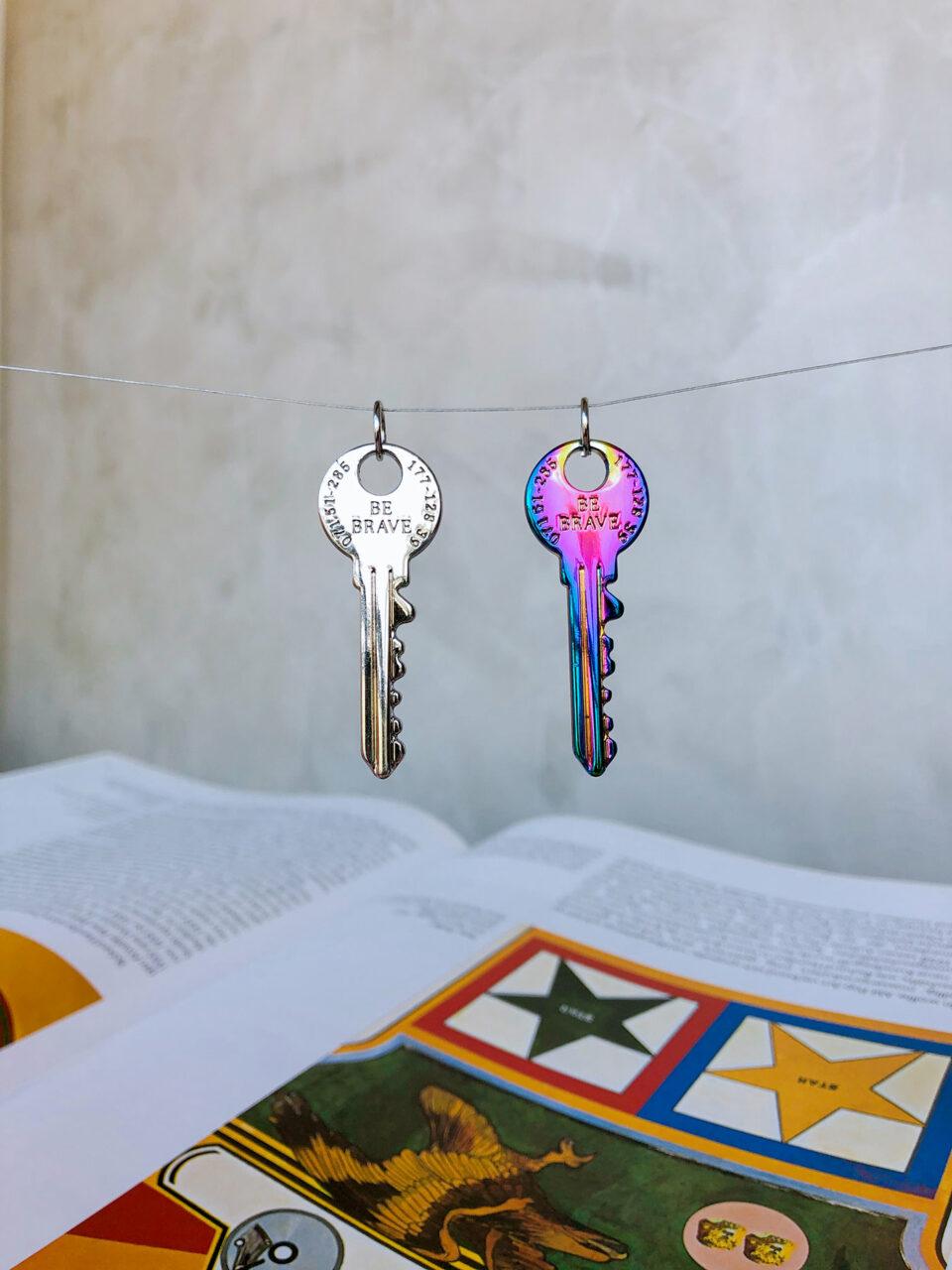 Pingente Key