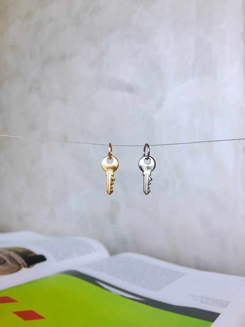 Pingente Little Key