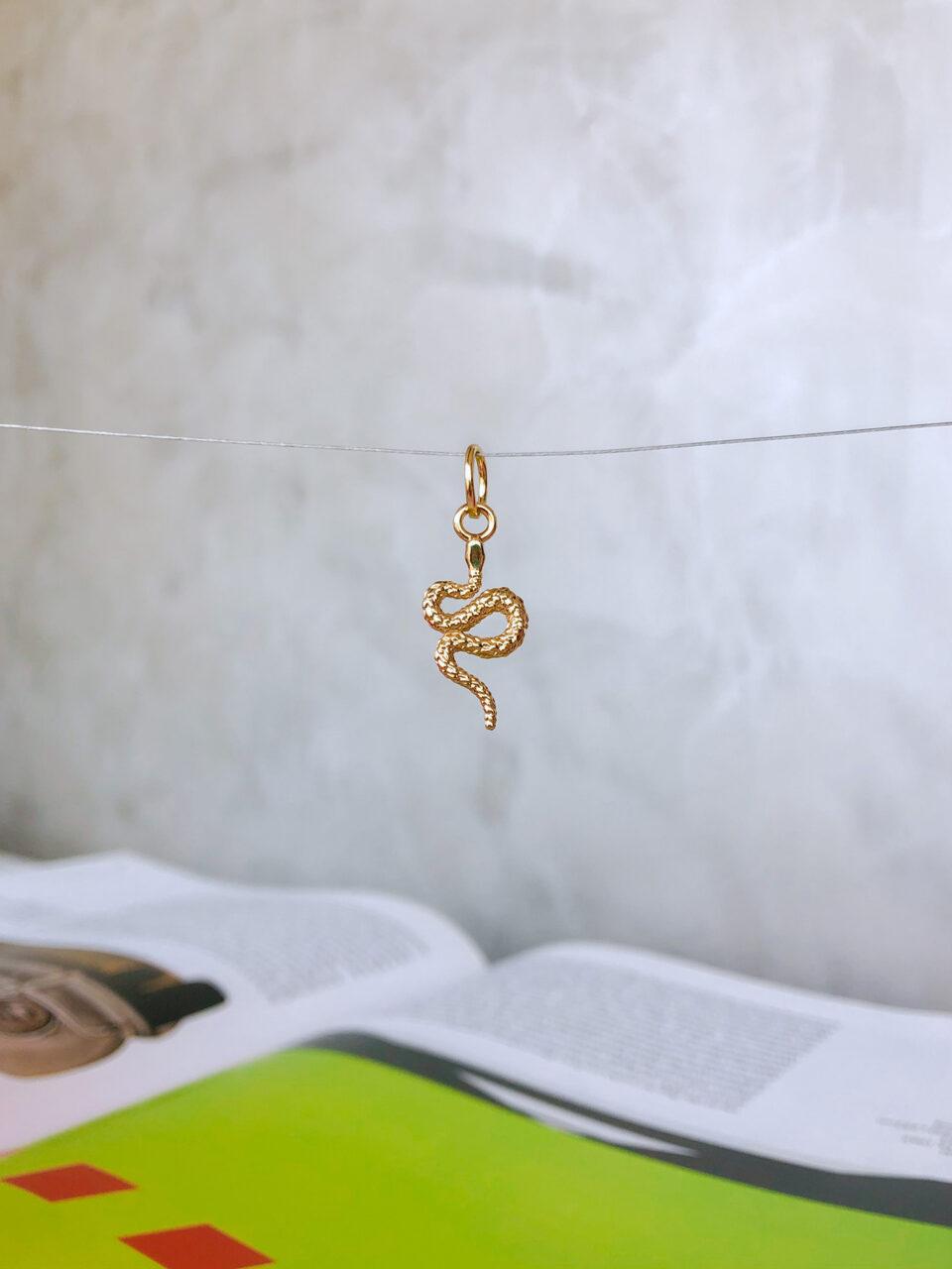 Pingente Snake