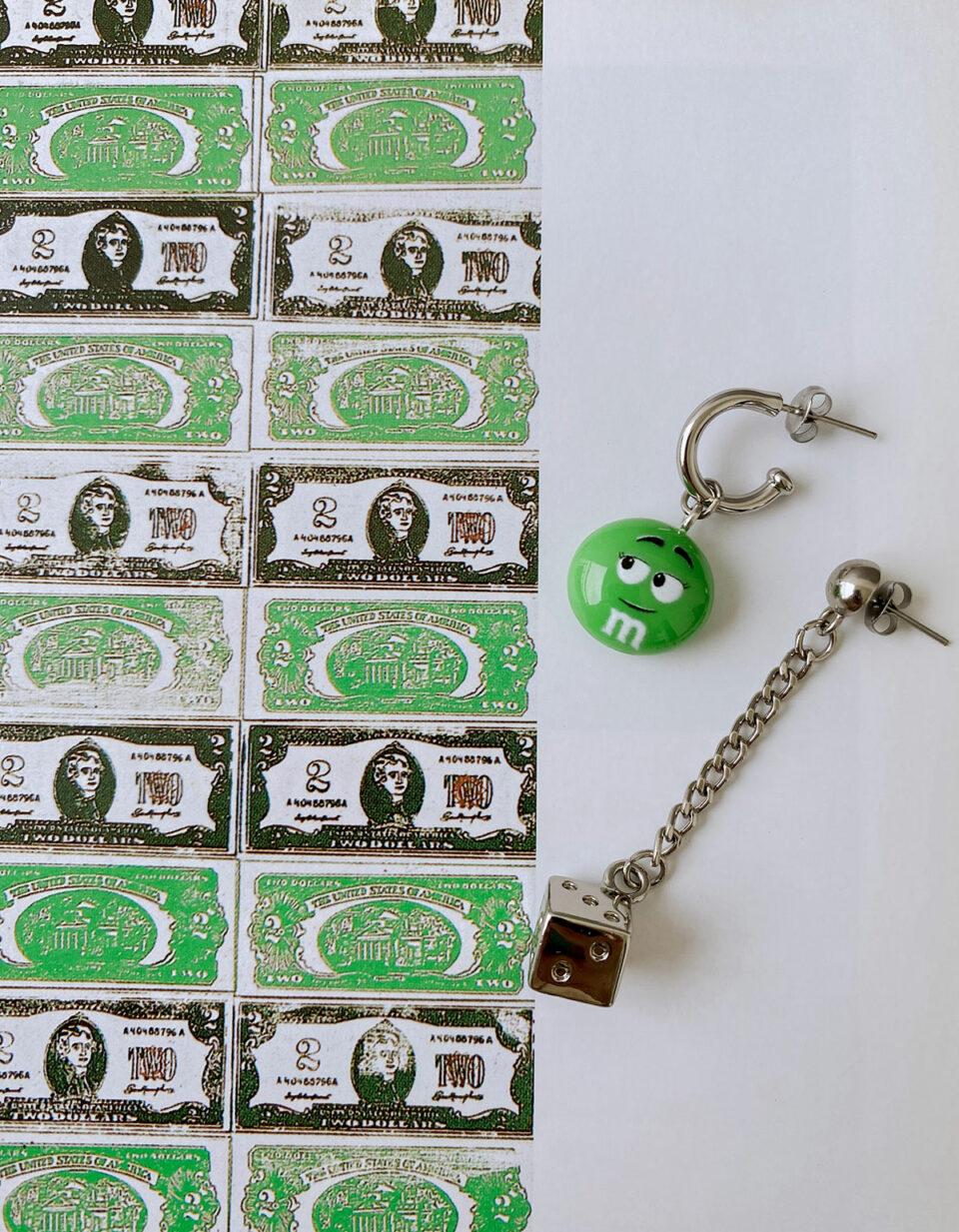 Brinco M&M's Chain