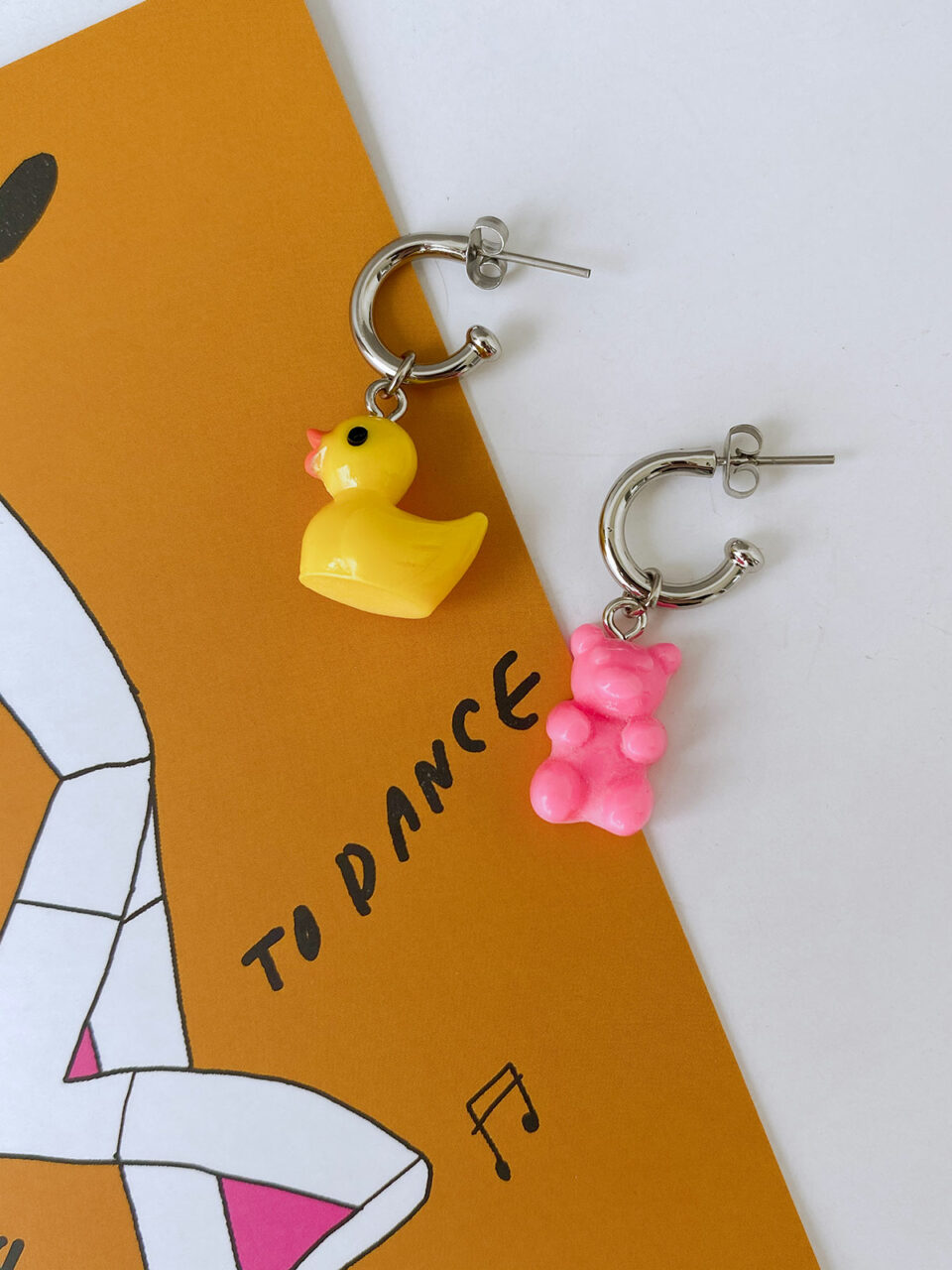 Brinco Bear & Duck