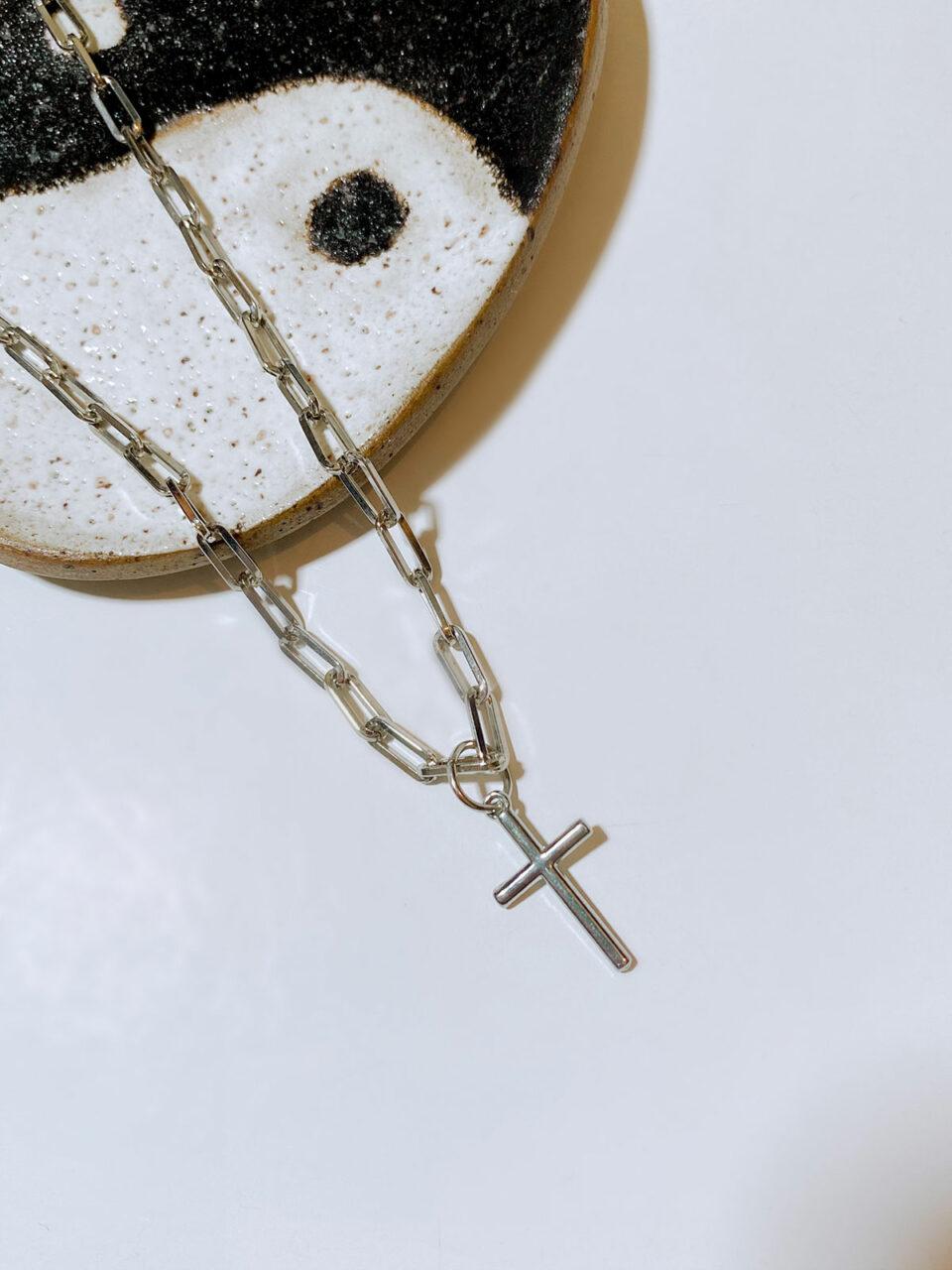 Colar Basic Cross