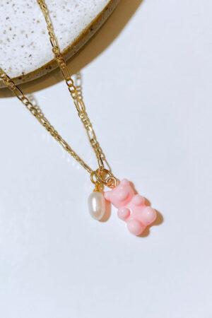Colar Pearl Bear