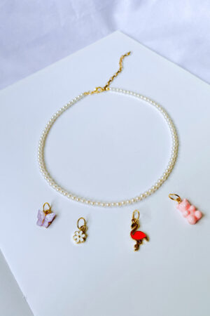 Colar Pearl Customize