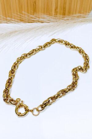 Colar Twist Chain